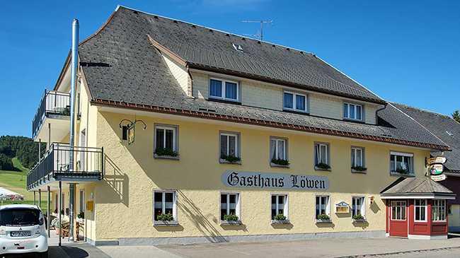 Hotel Restaurant Löwen Bernau